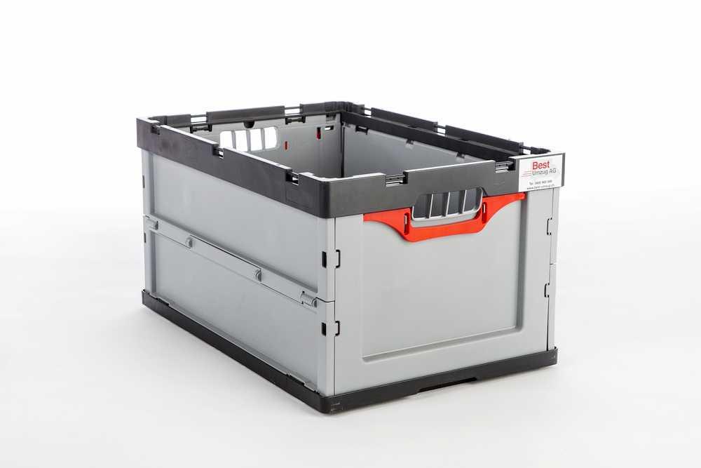 Universalbox Hartplastik faltbar - Miete