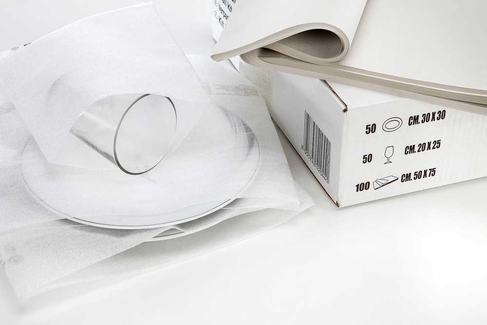 Verpackungsset Küche